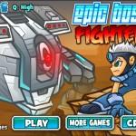 Epic Boss Fighter Screenshot