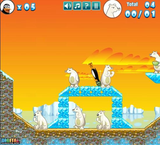 crazy penguin catapult 2  gratis pc
