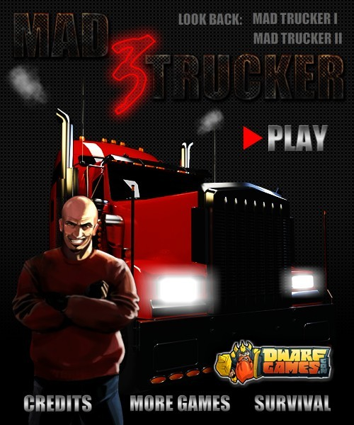 Mad Trucker 3 Hacked (Cheats) - Hacked Free Games