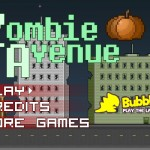 Zombie Avenue Screenshot