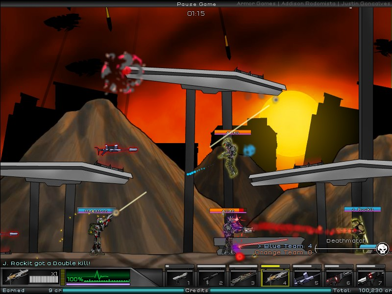 Raze 2 Hacked (Cheats)...