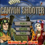 Canyon Shooter Screenshot