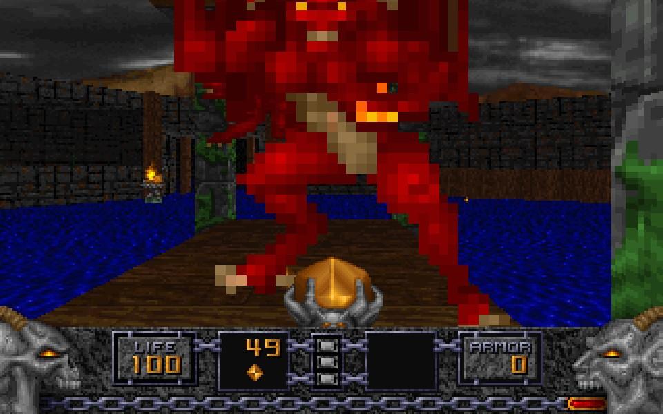Doom Online Flash