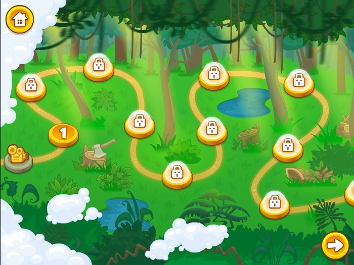 Jo and Momo - Forest Rush Hacked (Cheats) - Hacked Free Games