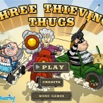 Three Thieving Thugs Screenshot