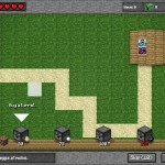 Minecraft Tower Defence Screenshot