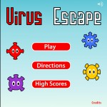 Virus Escape Screenshot