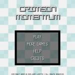 Crimson Momentum Screenshot