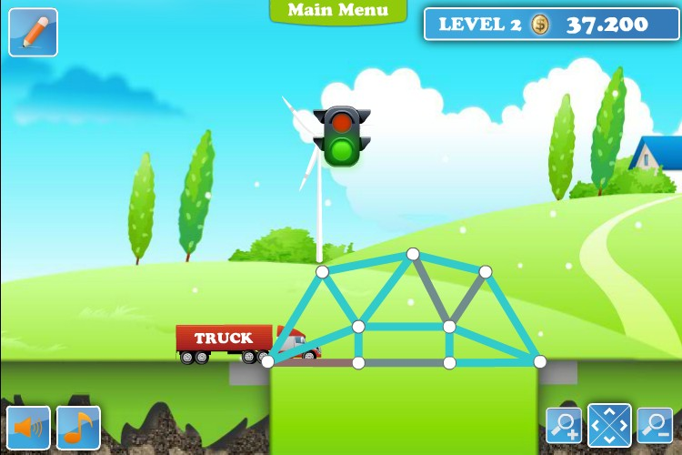 bridge builder online game