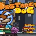 Destructo Dog Screenshot