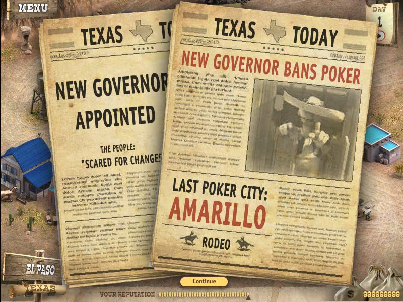 Governor of poker 2 mod apk full version