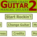 Super Crazy Guitar Maniac Deluxe 2 Screenshot