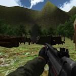 Slenderman Must Die: Silent Forest Screenshot