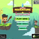 Super Adventure Pals: Battle Arena Screenshot