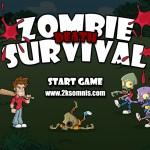 Zombie Death Survival Screenshot