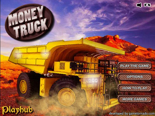 Money Truck Hacked (Cheats) - Hacked Free Games