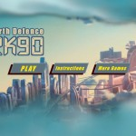 Earth Defence 2k90 Screenshot