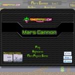 Mars Cannon Screenshot