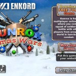Gunrox - Xmas Wars Screenshot