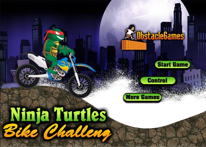 free ninja turtle games online