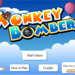 Monkey Bomber Screenshot
