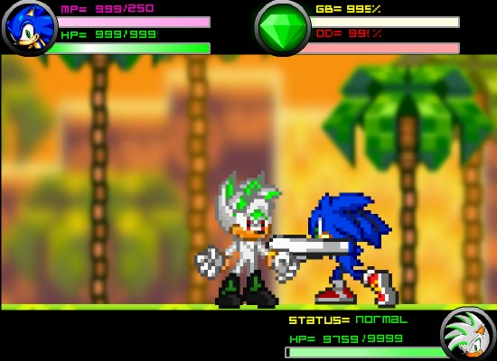 Final fantasy sonic x7 newgrounds dating 7