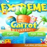 Carrot Fantasy Extreme Screenshot