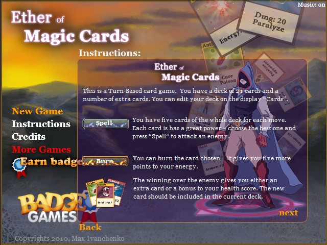 Cheat of magic
