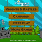 Knights and Kastles Screenshot