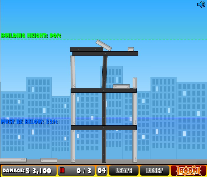 Building Demolition Games Hacked