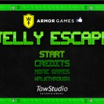 Jelly Escape Screenshot
