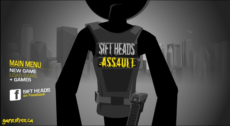 Sift Heads World Act 1 | Addicting Games