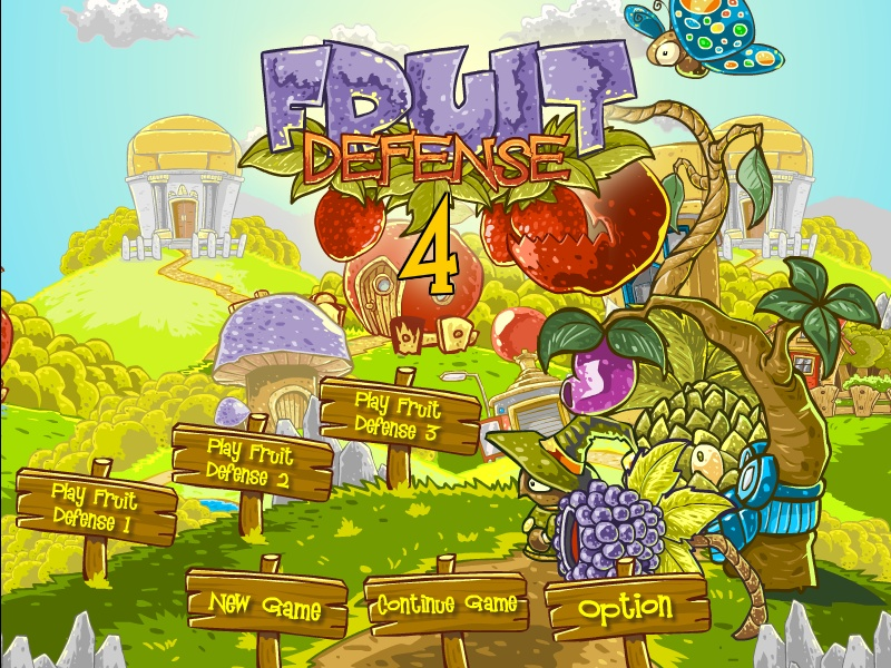 fruit defense 4 hacked cheats hacked free games
