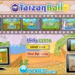 Tarzan Ball Screenshot