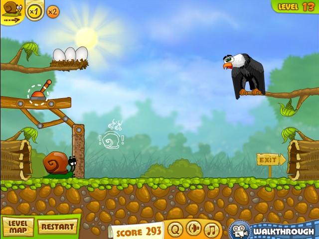 Snail Bob 2 Hacked (Cheats) - Hacked Free Games