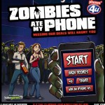Zombies Ate My Phone Screenshot