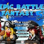 Epic Battle Fantasy 5 Screenshot