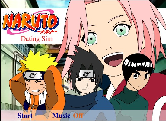 Naruto and sakura start dating fanfiction