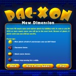 Pacxon Deluxe Screenshot
