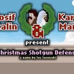 Christmas Shotgun Defence Screenshot