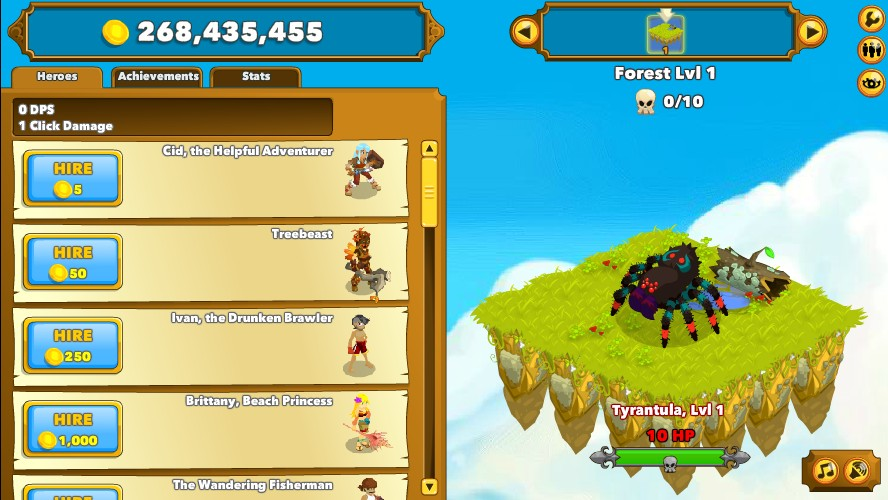 Clicker Heroes Hacked Cheats Hacked Free Games