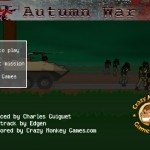 Autumn War Screenshot