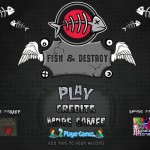 Fish And Destroy Screenshot