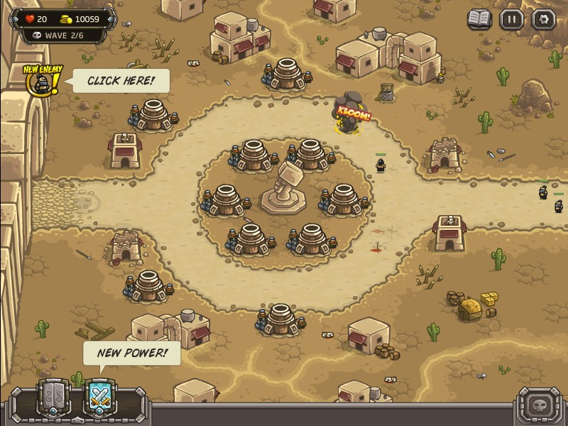 Kingdom Rush 2: Frontiers Hacked (Cheats) - Hacked Free Games