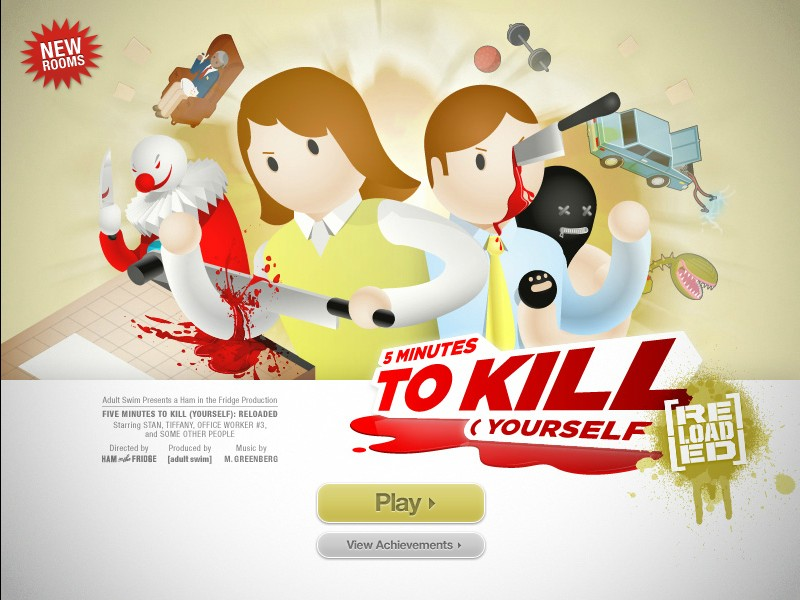 5 Minutes to Kill Yourself - Unblocked Games 66 ...