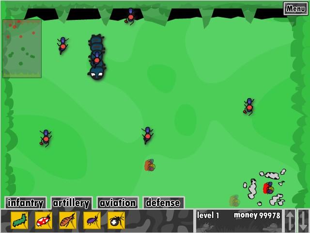 Ants Battlefield Hacked (Cheats) - HFG