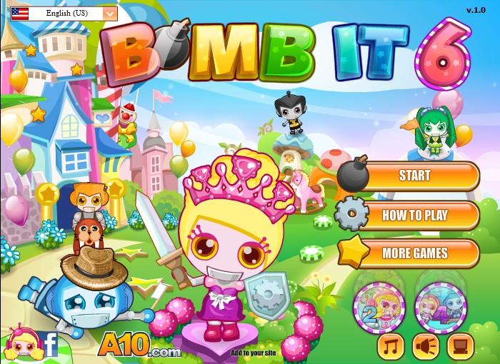 Spielen.Com Bomb It 6