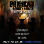 Boxhead Bounty Hunter Lite Screenshot