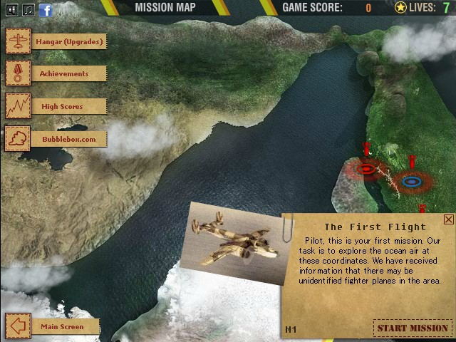 Play Bomber At War 3 « Free Airplane Games Online