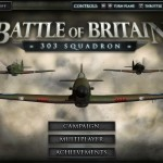 Battle of Britain: 303 Squadron Screenshot